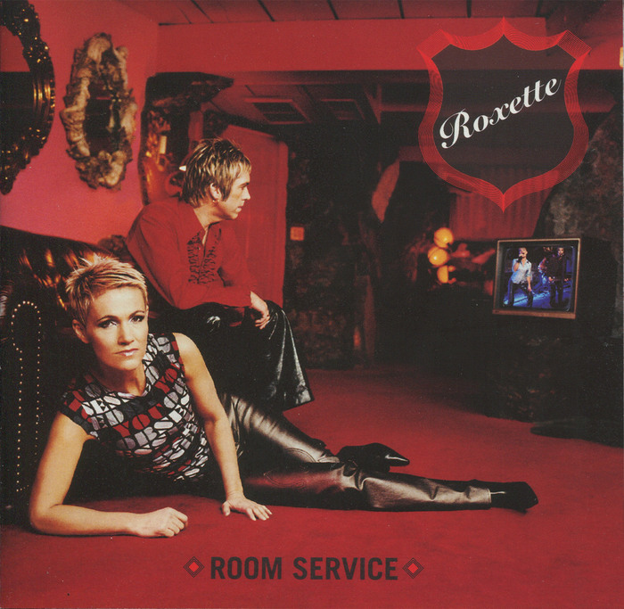 Roxette – Room Service album art 1