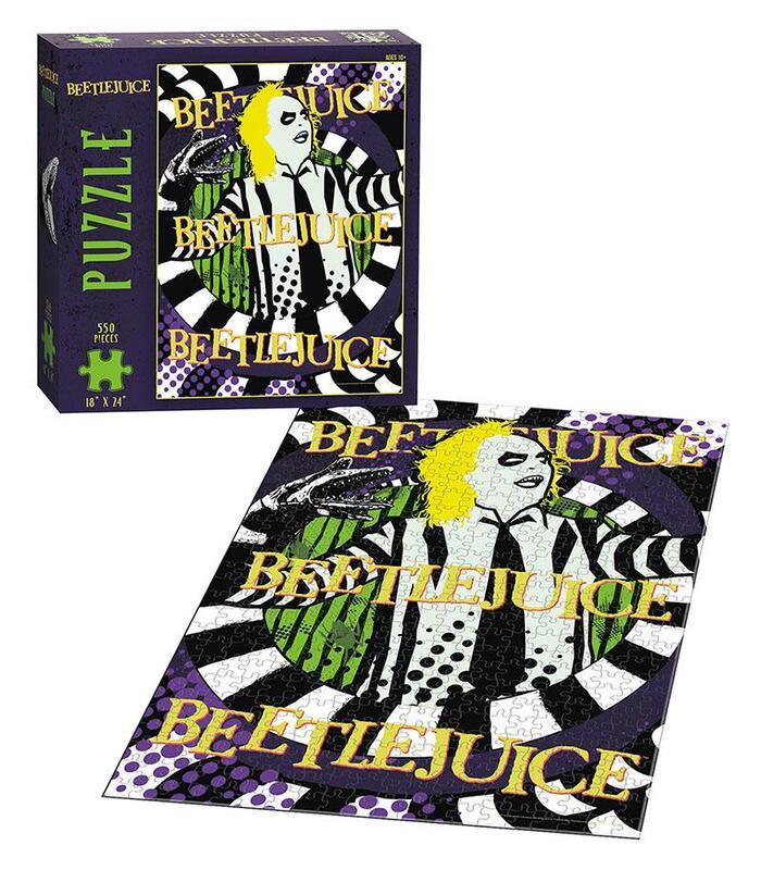 Beetlejuice merchandise 2