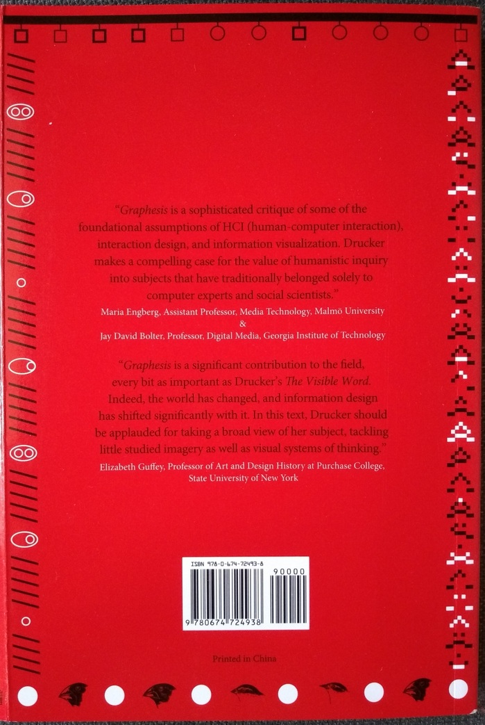 Graphesis back cover