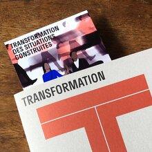 <cite>Construire réversible</cite> (2017) and <cite> Transformation des situations construites</cite> (2020) by Canal architecture