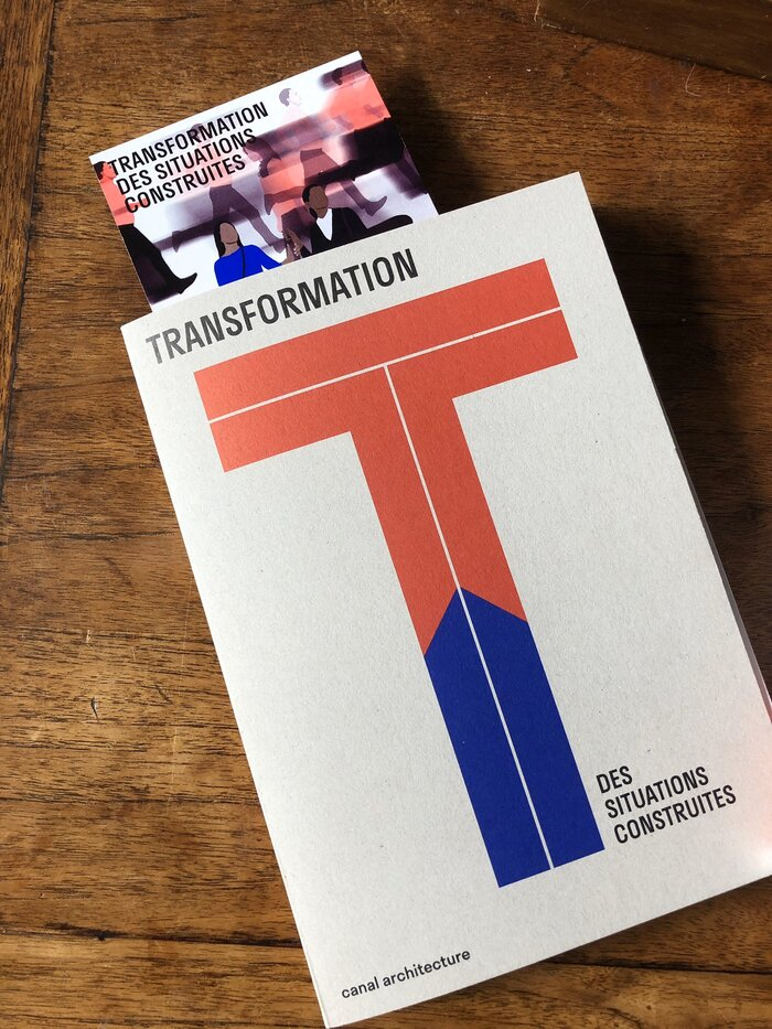 Cover of Transformation des situations construites.