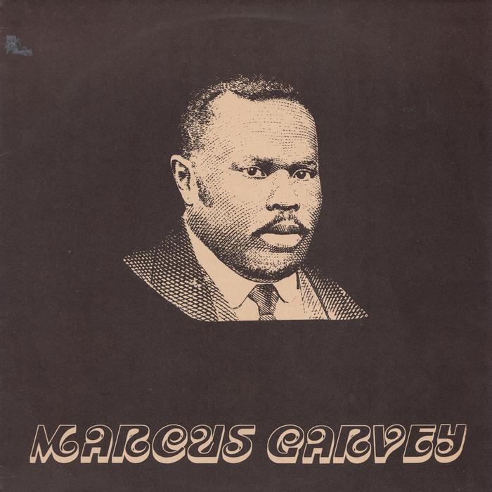 Sonia Pottinger – Marcus Garvey album art