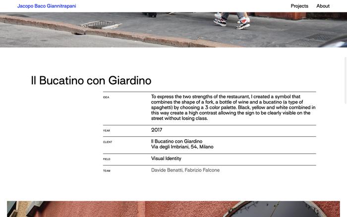Jacopo Baco Giannitrapani website 5