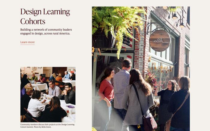 Citizens' Institute on Rural Design website 2
