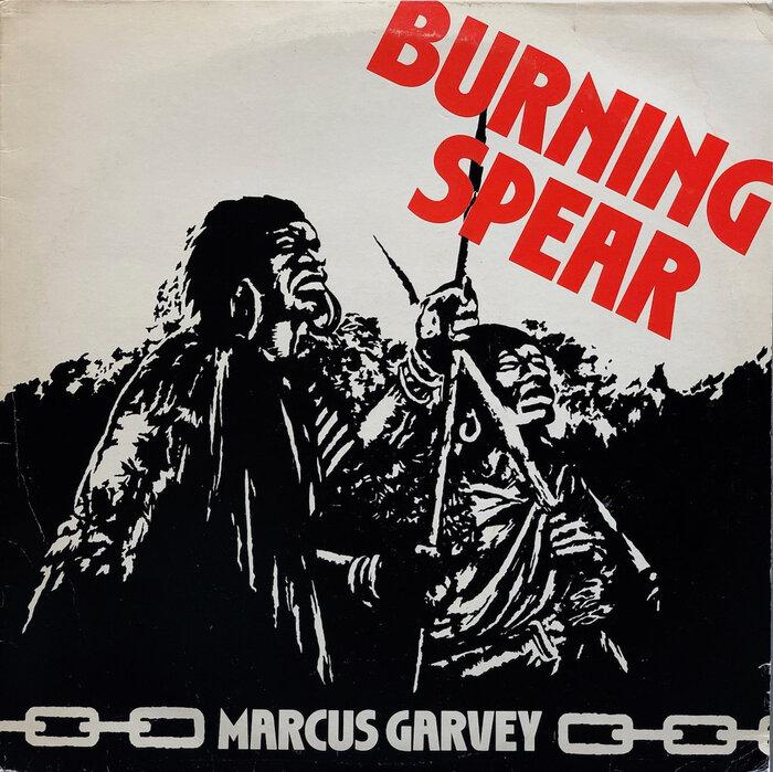 Burning Spear – Marcus Garvey and Garvey's Ghost 2