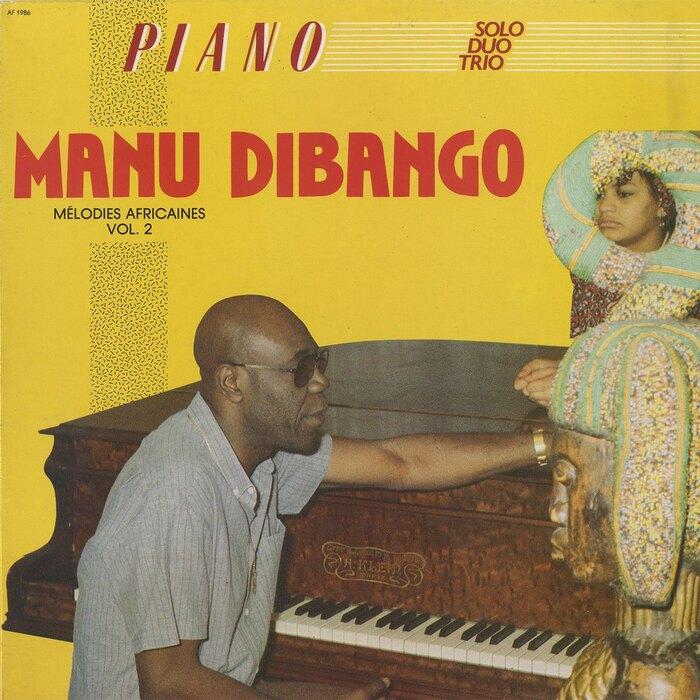 Manu Dibango – Mélodies Africaines, Vol. 2