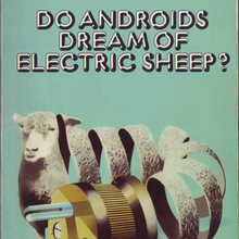 <cite>Do Androids Dream of Electric Sheep?</cite> by Philip K. Dick (Panther)