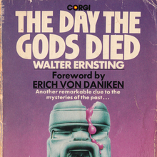 <cite>The Day the Gods Died</cite> by Walter Ernsting (Corgi)