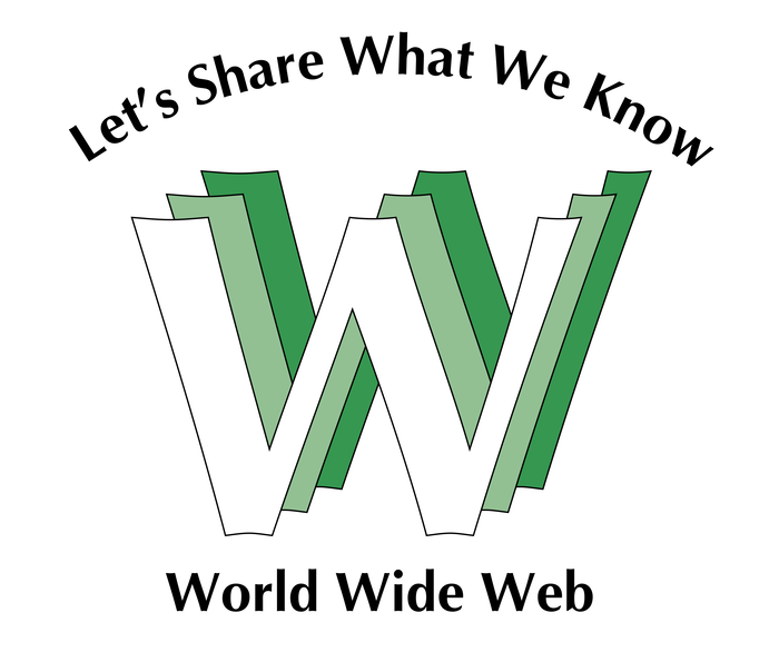 WWW logotype, converted from the original postscript file.
