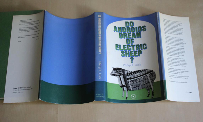 Do Androids Dream of Electric Sheep? by Philip K. Dick (Rapp & Whiting, 1969) 4