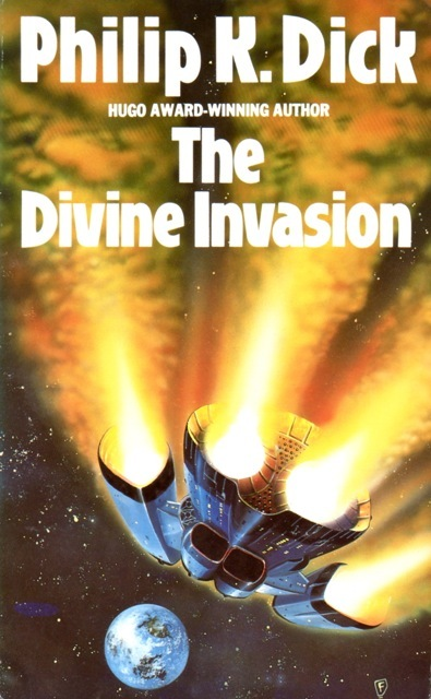 The Divine Invasion (1989). Cover art by Chris Foss. [More info on ISFDB]