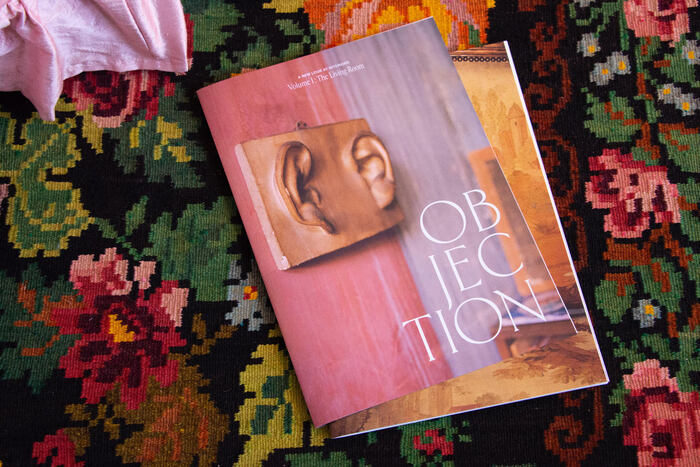 Objection magazine, Volume I: The Living Room 2