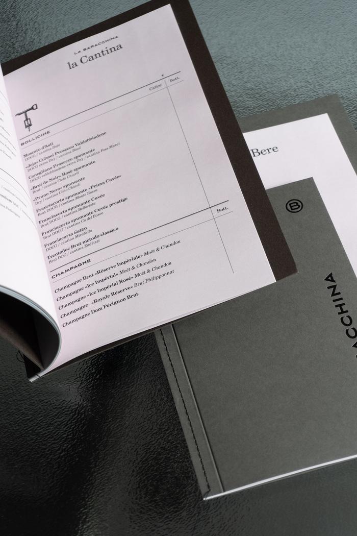 La Baracchina menu 7