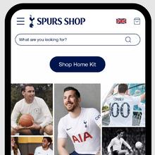 <span>Tottenham Hotspur F.C. Shop</span>