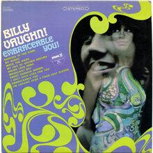 Billy Vaughn – <cite>Embraceable You!</cite> album art