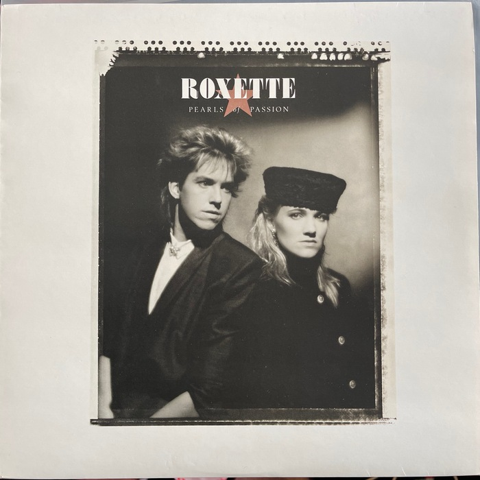 Roxette – Pearls of Passion album art 1