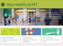 MIT Medical website