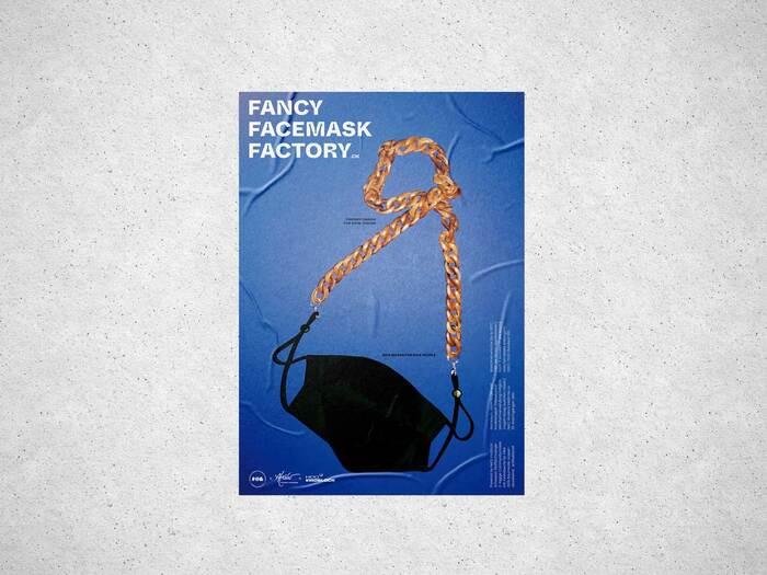 FFF poster (blue)