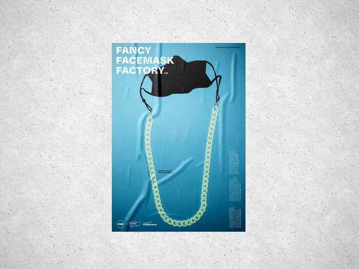 FFF poster (cyan)