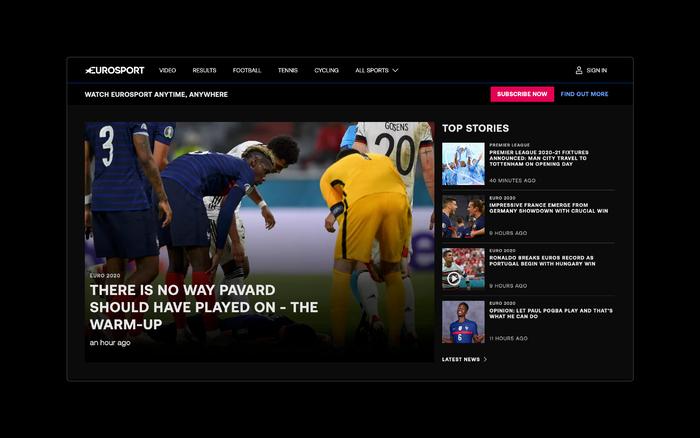 Eurosport rebrand 2020 1