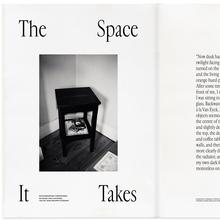 <cite>Objection</cite> magazine, Volume I: The Living Room