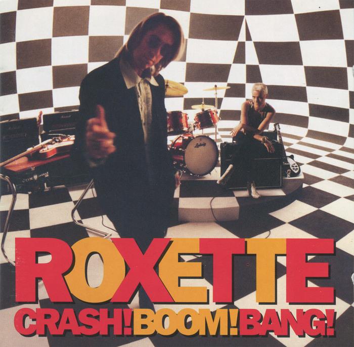 Roxette – Crash! Boom! Bang! album art 1