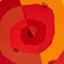 """""""Die Spirale des Egoismus"""" poster"""