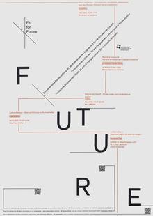 """""""F-u-t-u-r-e"""" poster"""