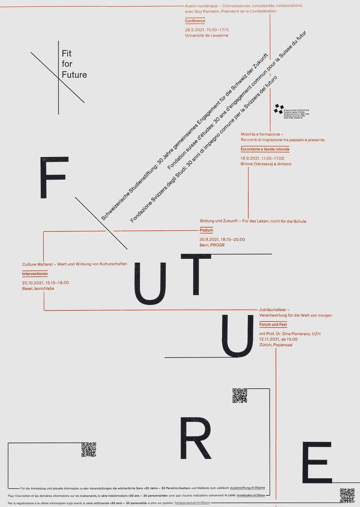 """""""F-u-t-u-r-e"""" poster 1"""