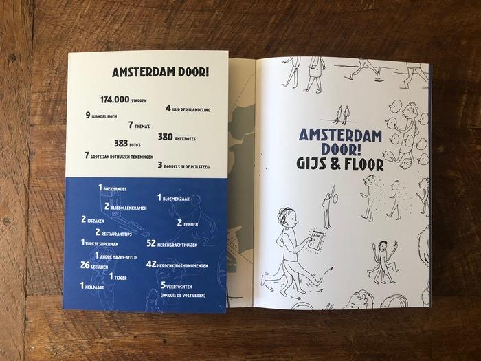 Amsterdam Door! Gijs & Floor 2