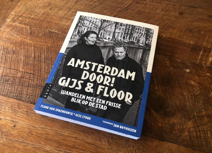 Amsterdam Door! Gijs & Floor 1