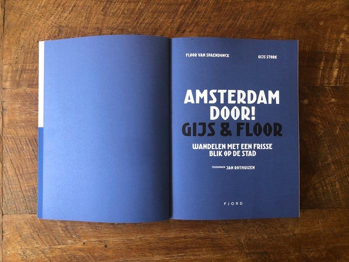Amsterdam Door! Gijs & Floor 3