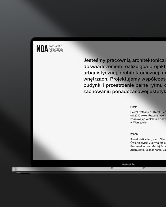 NOA Natkaniec Olechnicki Architects 7
