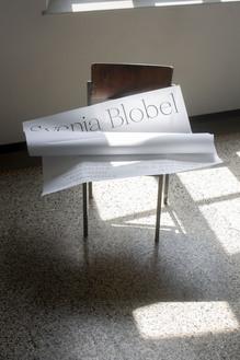 Svenja Blobel letterhead
