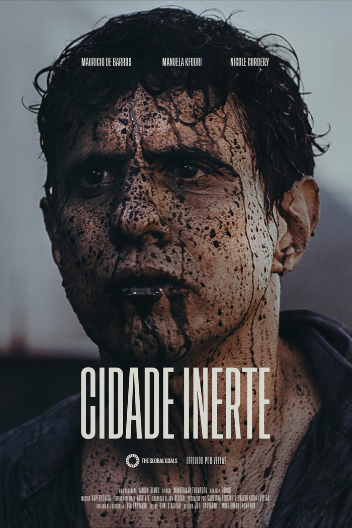 Cidade Inerte (2020) posters and titles 2