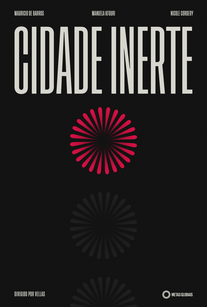 Cidade Inerte (2020) posters and titles 3