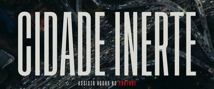 Cidade Inerte (2020) posters and titles 4