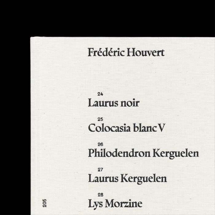Frédéric Houvert monograph 3
