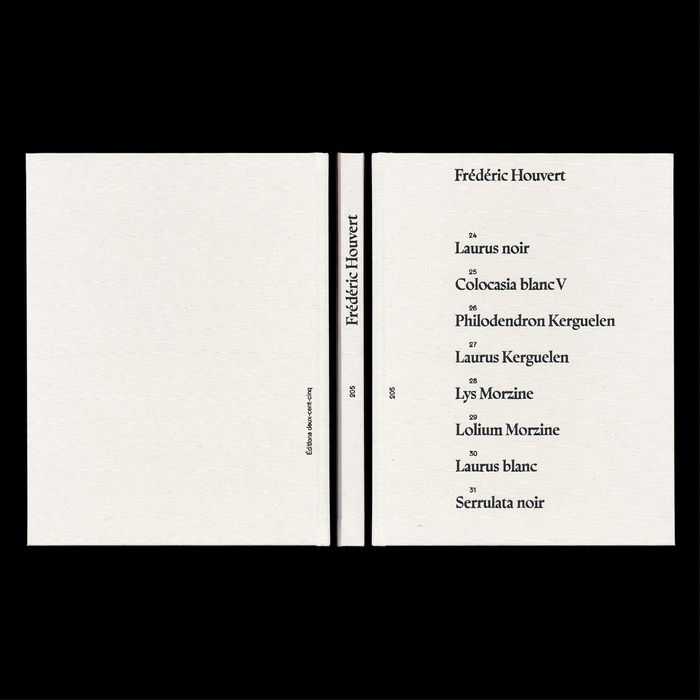 Frédéric Houvert monograph 2