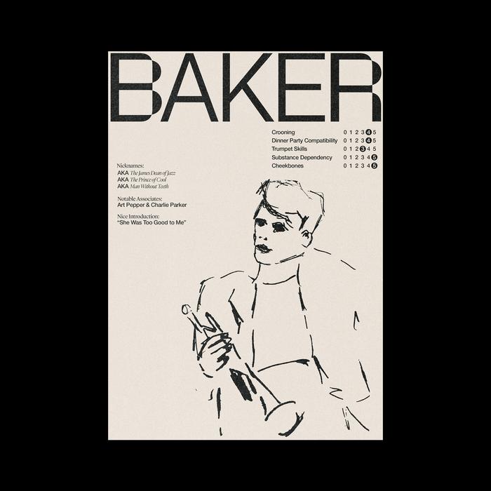 Jazz Guys poster series 4