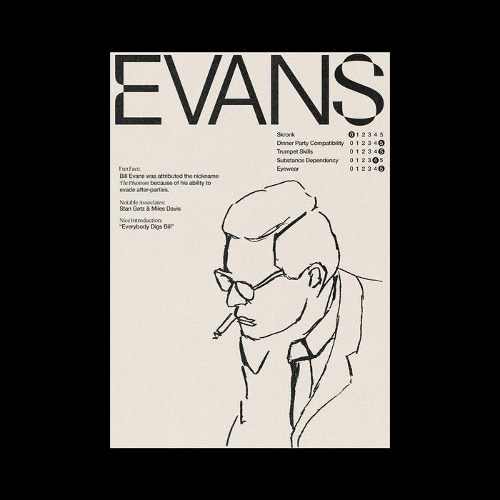 Jazz Guys poster series 5