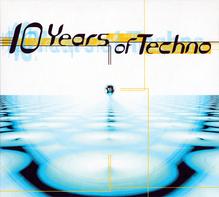 <cite>10 Years of Techno</cite> album art