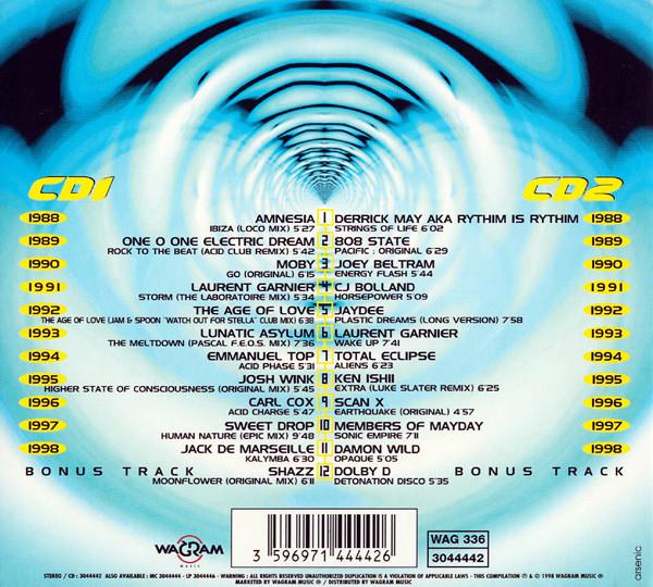 10 Years of Techno album art 2