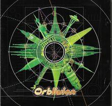 The Orb – <cite>Orblivion</cite> album art