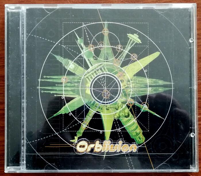 The Orb – Orblivion album art 2