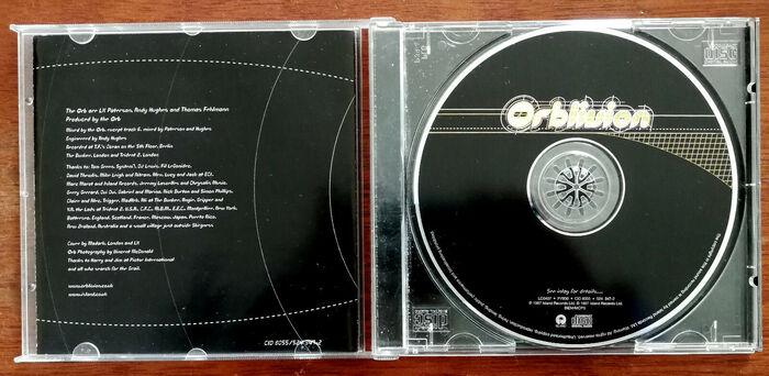 The Orb – Orblivion album art 3