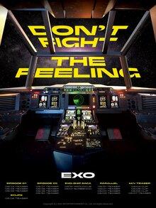 Exo – <cite>Don't Fight the Feeling</cite>