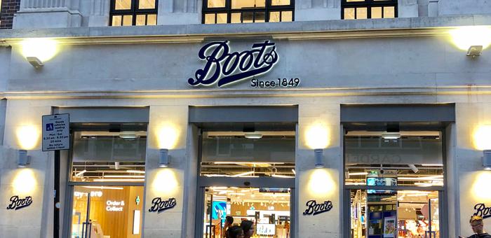 Boots (2019 rebrand) 2
