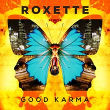 Roxette – <cite>Good Karma</cite> album art