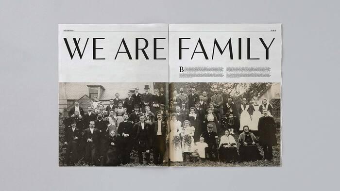 William Grant & Sons identity 3